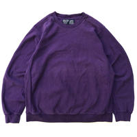 Made in USA /LANDS'END / Solid Sweat / Purple / Used