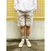 Columbia / Cotton Cargo Shorts  / Ivory / Used(W)