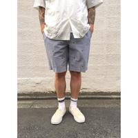 Polo Ralph Lauren / Seersucker Short  / Navy / Used