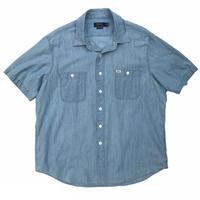 Polo by Ralph Lauren / 2Pocket Chambray Shirt / Indigo / Used