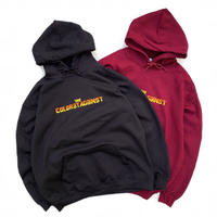 Color at Against Originals / Chunk Hoodie