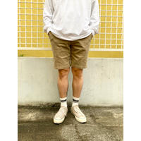 DOCKERS / Cotton Chino Shorts  / Beige 33 / Used