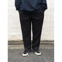 3season 2Tuck Slacks  / Black / Used  A