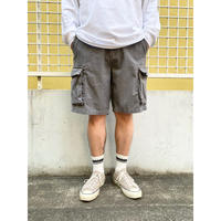 CHAPS by Ralph Lauren / Cotton Cargo Shorts / Grey 34inch / Used