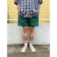 Basic Edition / Cotton Easy Shorts  / Forest / Used