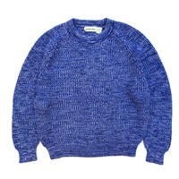 STJOHN'SBAY / Pullover Knit Sweater / Blue / Used