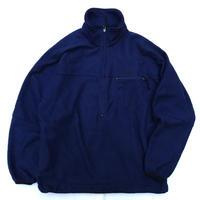OLD NIKE ACG / Half Zip Fleece Jacket / Navy / Used