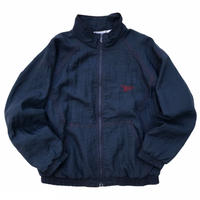 90s Reebok / Nylon Sport Jacket / Navy / Used