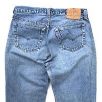 Made in USA / Levi's / 501 Denim Pants  / Indigo / Used A