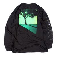Voyage × Deodato pack / L/S Tee / Black