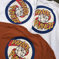Bedlam / Invade Planets Long-Sleeve Tee