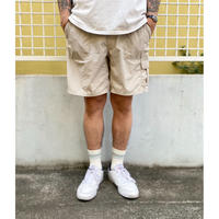 Columbia / PFG Nylon Easy Cargo Shorts  / Beige / Used (34)