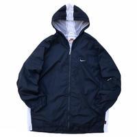 90s NIKE / Nylon Sport Jacket / Navy / Used