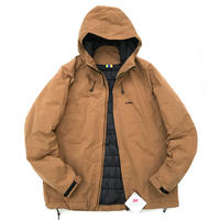 Bedlam / GLO JACKET  / LIGHT BROWN