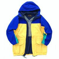 80s Eddie Bauer / Gore-tex Mountain Jacket / Multi / Used