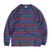 Bedlam / Original Striped L/S Tee / Multi