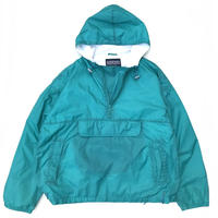 LANDS'END / Packable Nylon Anorak / Green / Used