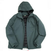 Bedlam / GLO JACKET  / HAZE GREEN
