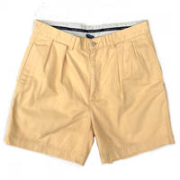 Polo Ralph Lauren / 2tuck Short  / Yellow / Used
