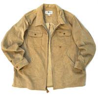 00s ORVIS / Full Zip Corduroy Jacket / Beige / Used