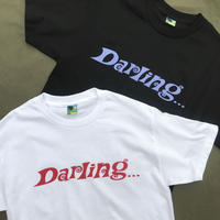 Voyage  / Darling T-shirt  /  White , Black