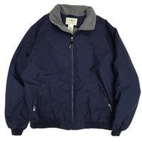 L.L.Bean / Warm Up Jacket / Navy / Used