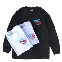 Voyage / MAGIC HAND L.S TEE / WHITE , ASH ,BLACK