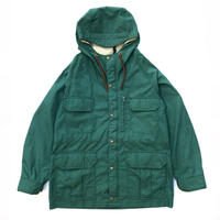 Made in USA / REI / Nylon Mountain Parka / Green / Used