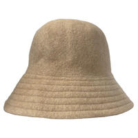 RWCHE / DOOM WOOL HAT / CAMEL
