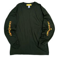 Color at Against ORIGINALS / Chunk L/S TEE / Forest