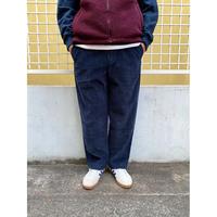 00s L.L.Bean / No Tuck Corduroy Pants / Navy / Used