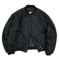 Cup Shoulder Padding Jacket / Black / Used