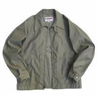 70s McGREGOR / Drizzler Jacket / Khaki / Used