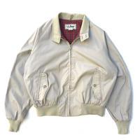 Made in USA / 80s L.L.Bean / Harrington Jacket  / Beige / Used