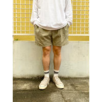 TOWNCRAFT  / Easy Shorts  / Khaki L / Used