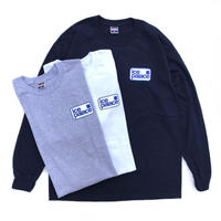 RWCHE / M.M.ICE L/S / White , Grey , Navy