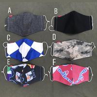 Tokyo Gimmicks / Reversible Mask / Solid&Pattern