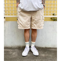 Columbia / Nylon Easy Cargo Shorts  / Ivory / Used (L)