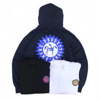 RWCHE / MOTHER HOODIE / White,Black,Navy