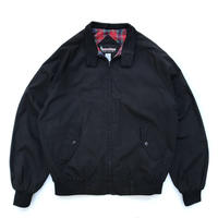 90s~ Timber Ridge / Harrington Jacket  / Black / Used
