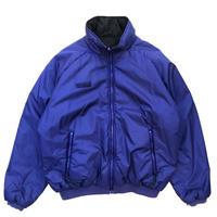 Columbia / Reversible Full Zip Nylon Padding Jacket / Blue  / Used
