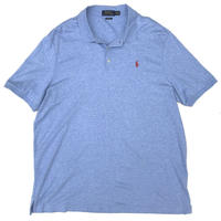 """Polo Ralph Lauren / """"Classic Fit""""Polo Shirt / Lt Blue / Used"""