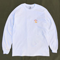 Color at Against ORIGINALS / Mister L/S Tee / White