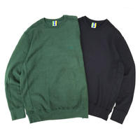 "Made in USA / Bedlam / ""Ashram 12oz Sweat Crew / Green,Black"