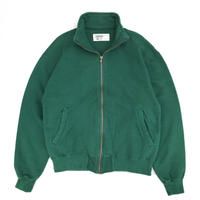 Made in USA / 80s L.L.Bean × Russell Athletic / Full Zip Sweat / Green / Used