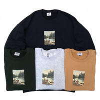 RWCHE / JOURNEY SWEAT / Ash,Navy,Oldgold,Forest