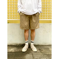Haggar / No Tuck Dry Shorts  / Beige 36 / Used