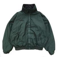 Columbia / Full Zip Nylon Fleece Jacket / Forest  / Used
