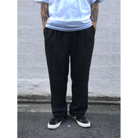 3season 2Tuck Slacks  / Black / Used  J