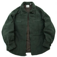 OLD GAP / Full Zip Fleece Jacket / Olive / Used